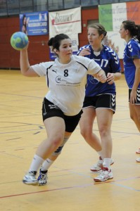 Rebekka Handball. 06.12..2014