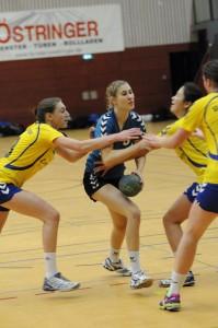Helena Handball BWOL, 06.12.2014