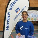 Anna-Lena Schwab  VR-Talentiade-Siegerin 2016